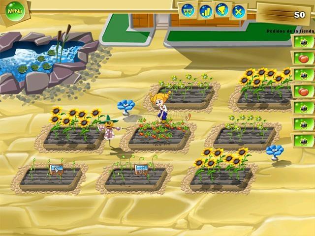 Pantallazo Magic Seeds