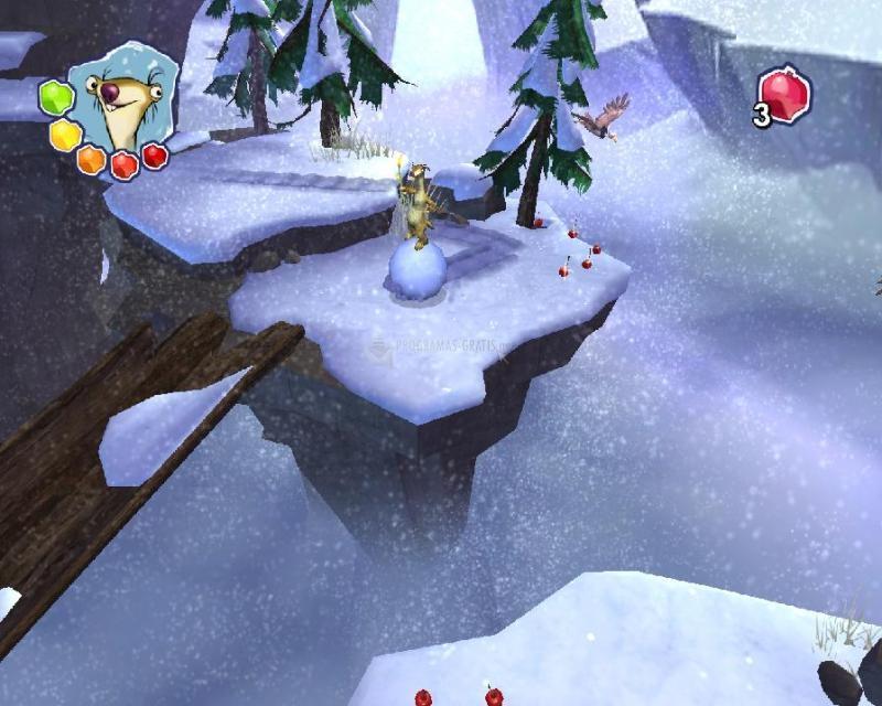 Pantallazo Ice Age 3