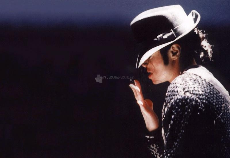 Pantallazo Michael Jackson Screensaver