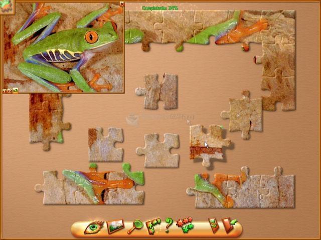 Pantallazo Jigsaw World