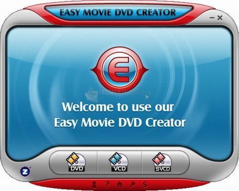 Pantallazo Easy Movie DVD Creator