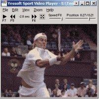 Pantallazo Sport Video Player