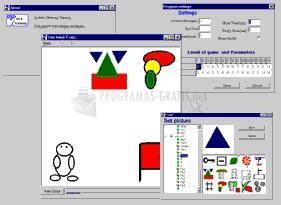 Pantallazo Eidetic memory puzzle