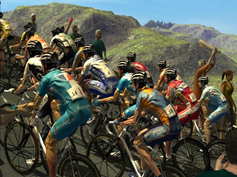 Pantallazo Tour de Francia