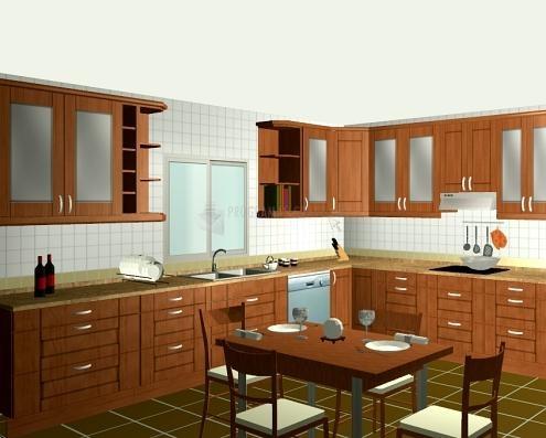 Excepcional Software De Diseño De Cocina 3D Ilustración - Ideas para ...