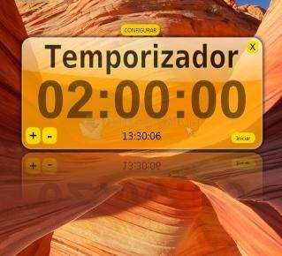 Pantallazo Temporizador WPF