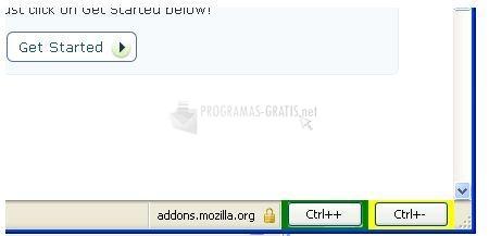 Pantallazo FontMag