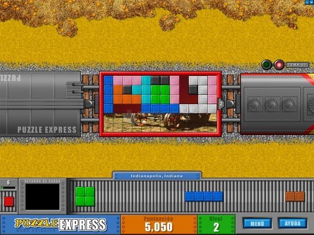 Pantallazo Puzzle Express