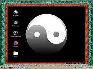 Pantallazo Tao Desktop Theme