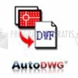 Pantallazo DWG2DWF-X