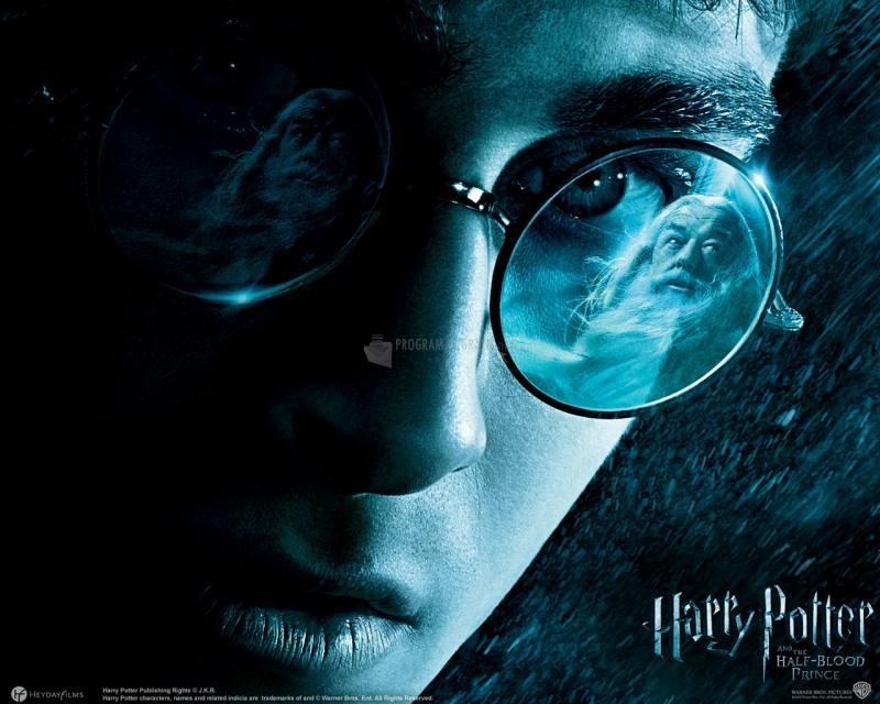 Pantallazo Harry Potter y el misterio del príncipe
