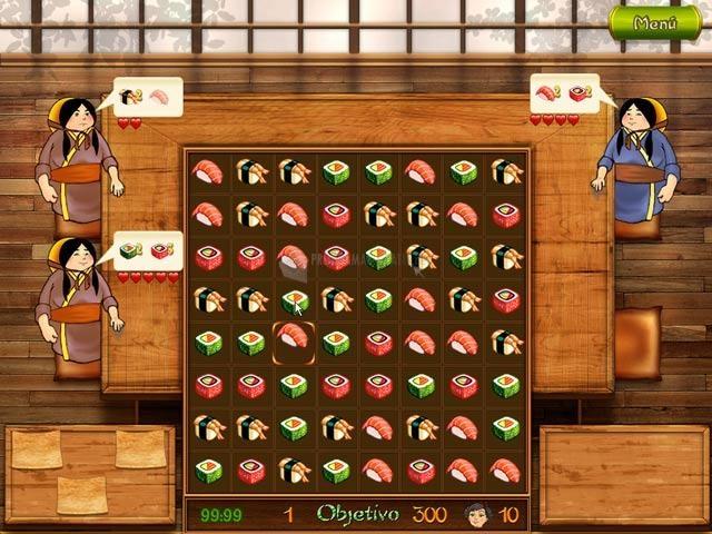 Pantallazo Asami`s Sushi Shop