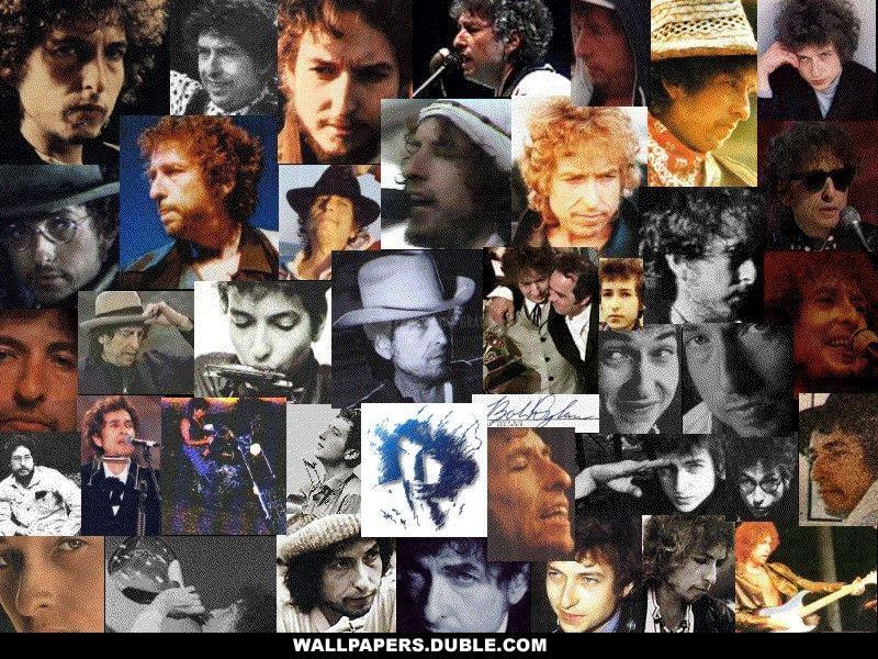 Pantallazo Bob Dylan