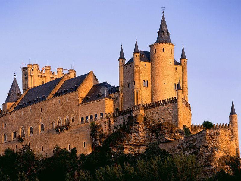 Pantallazo Alcázar de Segovia
