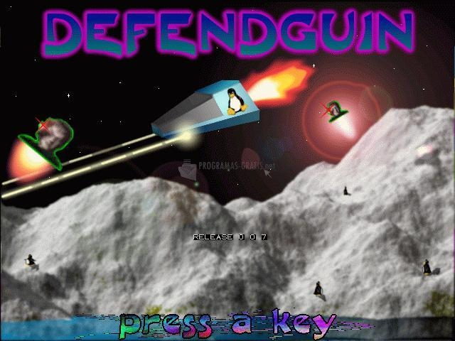 Pantallazo Defendguin