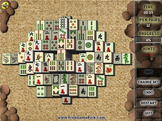 Pantallazo Mahjong City
