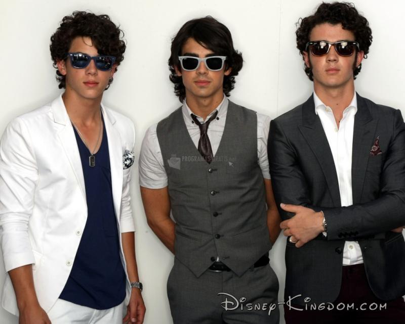 Pantallazo Jonas Brothers