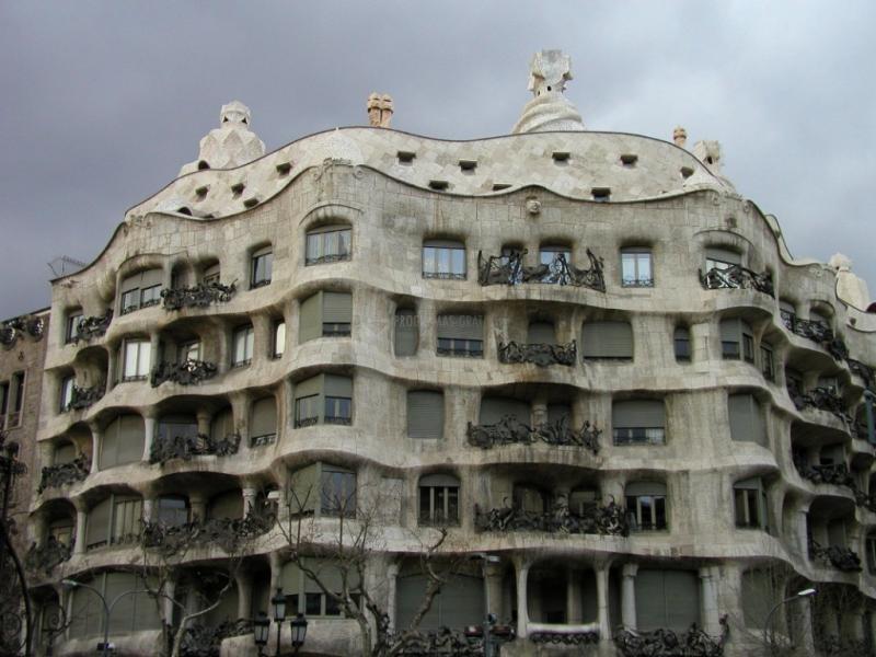 Pantallazo La Pedrera de Barcelona