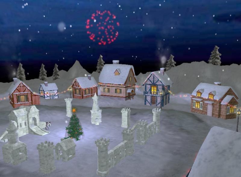 Pantallazo Christmas Land 3D ScreenSaver