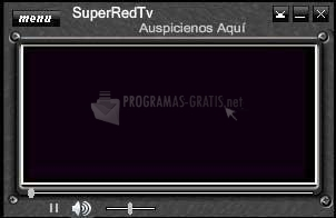 Pantallazo Super-red TV