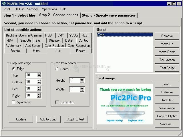 Pantallazo Pic2Pic Pro