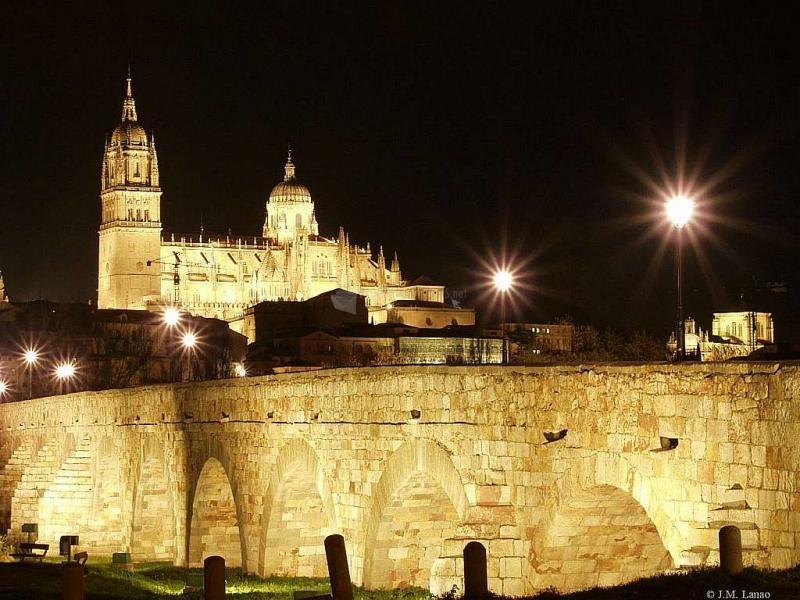 Pantallazo Catedrales de Salamanca
