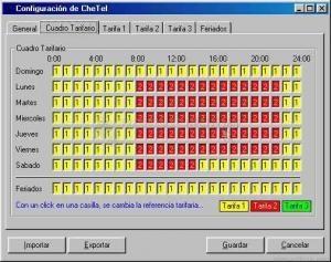 Pantallazo Chetel