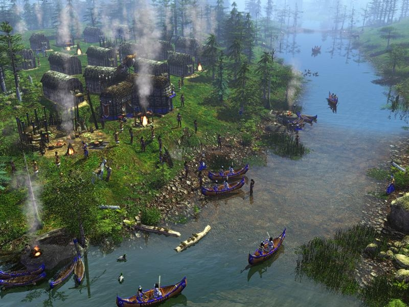 Pantallazo Age of Empires III: The WarChiefs