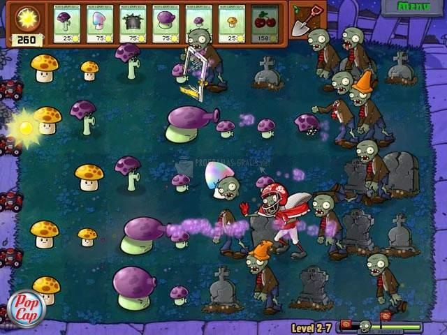 Descargar Plants Vs Zombies Gratis Para Windows
