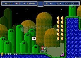 Pantallazo Super Mario Bros: Shine Expedition