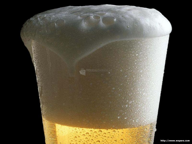 Pantallazo Cerveza