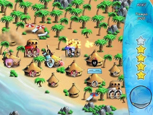 Pantallazo Tropical Mania