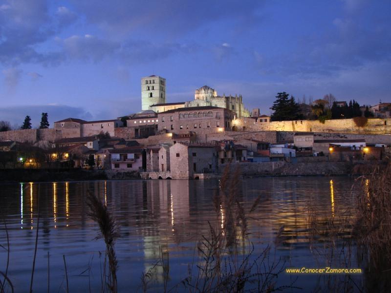 Pantallazo Zamora: Entre dos luces
