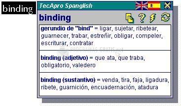 Pantallazo Spanglish XP