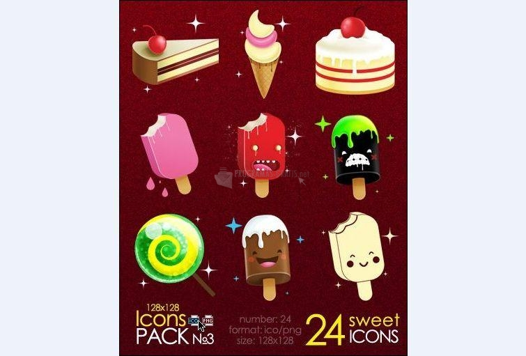 Pantallazo Indeepop Icon Pack 3