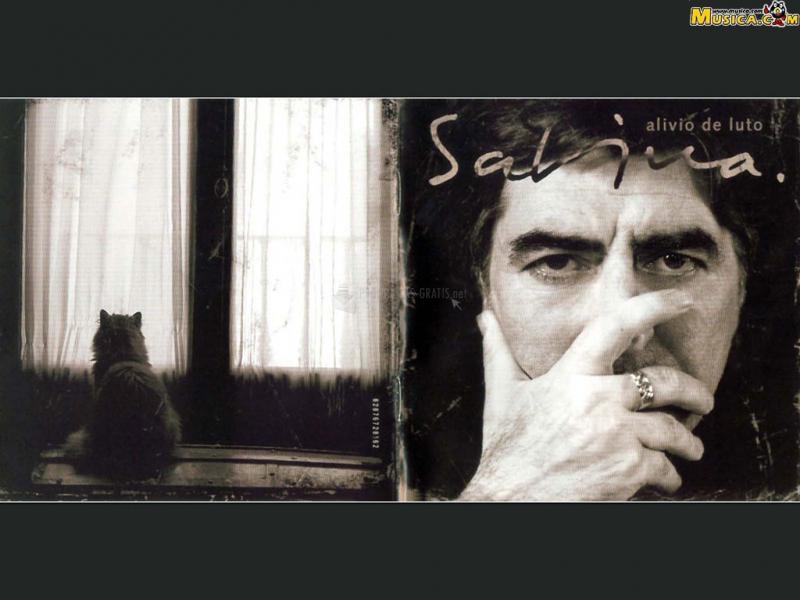 Pantallazo Joaquín Sabina: Alivio de luto