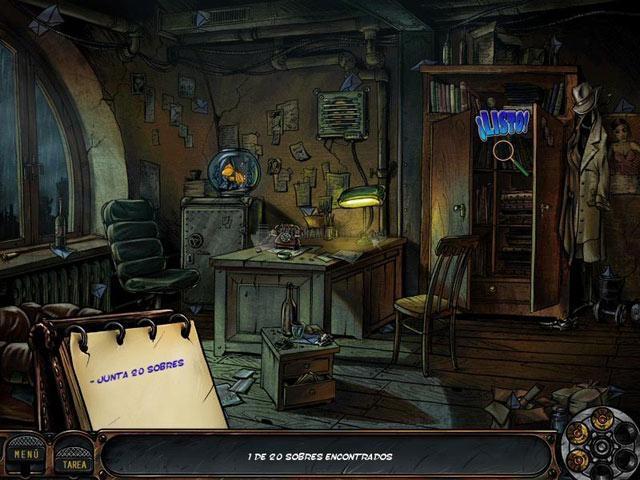 Pantallazo A detective Story