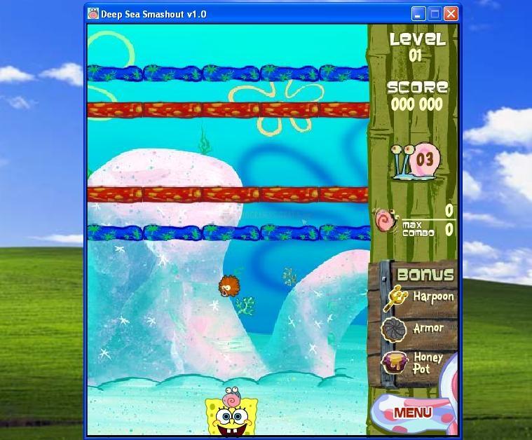 Pantallazo Deep Sea Smashout