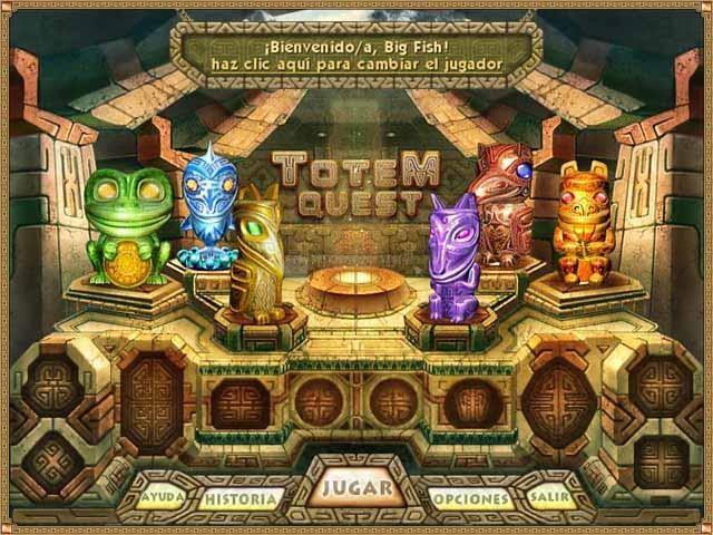 Pantallazo Totem Quest