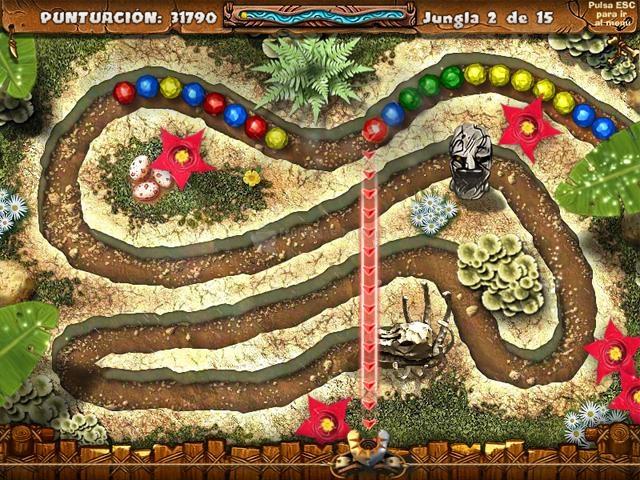 Pantallazo Stoneloops! of Jurassica