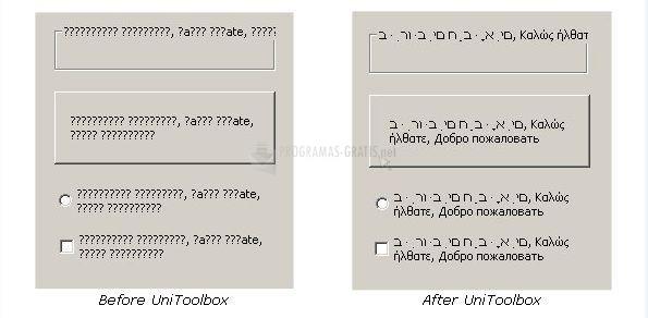 Pantallazo Uni Toolbox