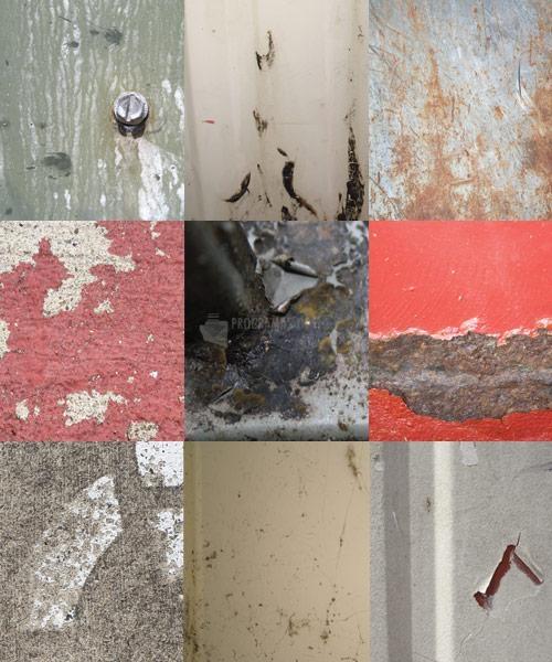 Pantallazo Grunge Texture Pics
