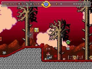 Pantallazo Super Mario Bros: Bloody Battles