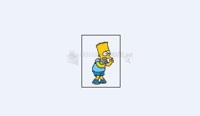 Pantallazo Bart temblando
