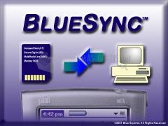 Pantallazo Blue Sync