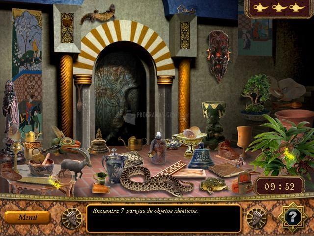 Pantallazo The Sultan´s Labyrinth