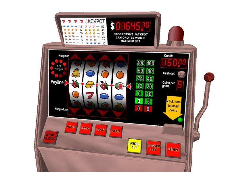 Pantallazo American Slots