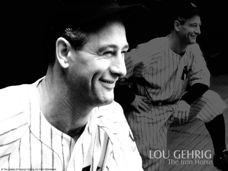 Pantallazo Lou Gehrig