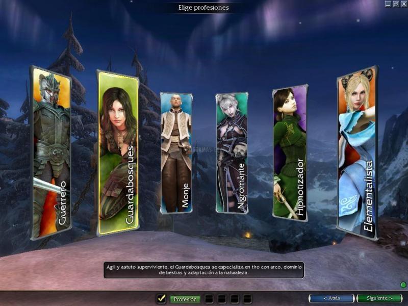 Pantallazo Guild Wars