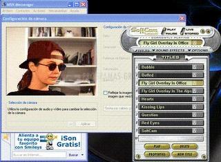 Pantallazo SoftCam 2000